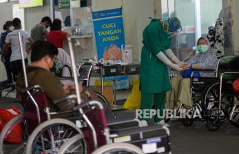 Satgas: Dahulukan Pasien Gejala Berat dan Sedang di RS