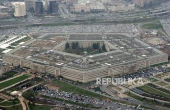 Insiden di Depan Pentagon Tewaskan Satu Polisi