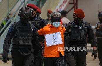 Polri Sebut 13 Terduga Teroris di Riau Kelompok JI