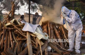 India Apresiasi Bantuan Indonesia Tangani Ledakan Covid-19