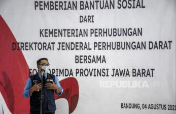 Ridwan Kamil: PPKM di Jabar Berhasil Secara Epidemiologi