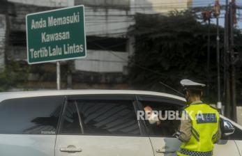 In Picture: Perluasan Wilayah Peraturan Nomor Polisi Ganji Genap