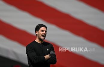Arteta Senang Arsenal Amankan Satu Poin Lawan Fulham
