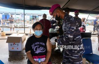 Kemenag Dukung Program Serbuan Vaksinasi Maritim