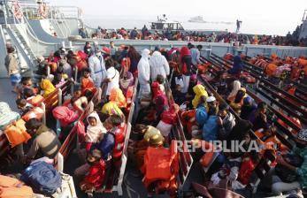 PBB Khawatir Masalah Rohingya akan Kembali ke Titik Awal