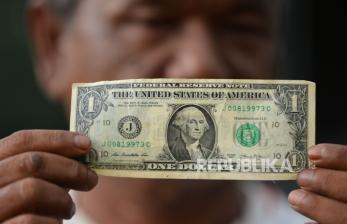 Penguatan Dolar AS Masih Berlanjut