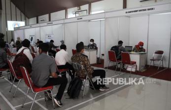 Jokowi: Kita Dihadapkan Pada Lonjakan Pengangguran