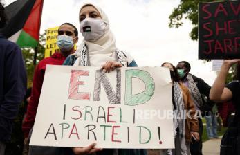 Abbas Sebut Persatuan Sangat Penting untuk Hadapi Agresi
