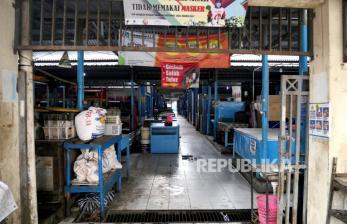 Jelang Lebaran, Sleman Vaksinasi Pedagang di Dua Pasar