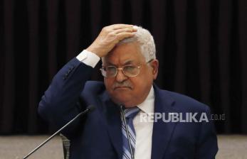 Jelang Pemilu Palestina, Abbas Hadapi Perselisihan Partai