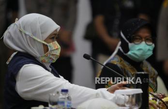Khofifah: Malang Raya Masuki Transisi Setelah PSBB