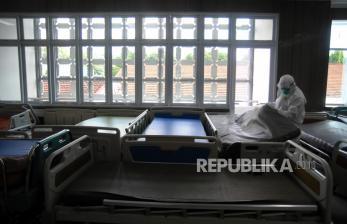 Tempat Tidur ICU Covid-19 di Jakarta Barat Tersisa 10 Persen