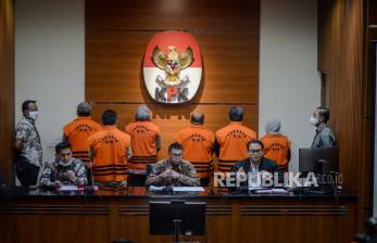 KPK Sita Dokumen di Lima Lokasi di Kutai Timur
