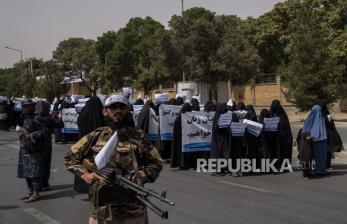 Taliban Ganti Nama Universitas Negeri di Kabul