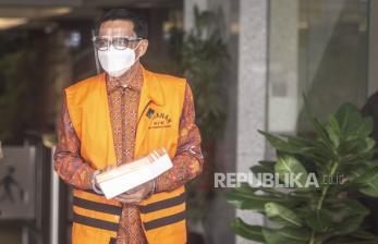 Nurdin Abdullah Dibolehkan Keluar Rutan KPK untuk Berobat