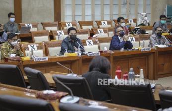 DPR Apresiasi Realisasi Serapan Anggaran Kementerian BUMN
