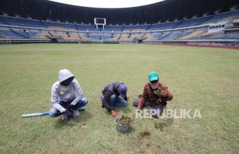 Stadion GBLA Diharapkan Jadi <em>Venue </em>Piala Menpora 2021