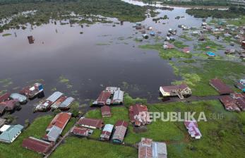 Parpol Punya Tanggung Jawab Bantu Warga Terdampak Bencana
