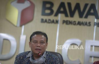In Picture: Bawaslu Akan Awasi Tahapan Coklit Data Pemilih Pilkada