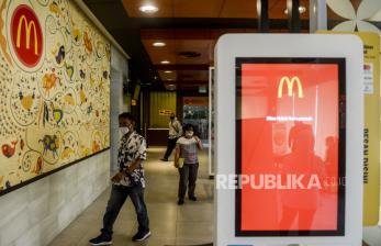 Jelang Proklamasi, McDonald's Hadirkan Burger Nasi Goreng