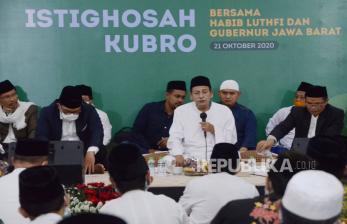 4.500 Tahfidz Quran Ikuti Program Sadesha Tahap II