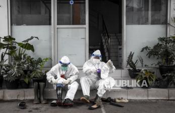 Bandung Zona Merah, Sekda: Tunggu Ratas untuk Pengetatan