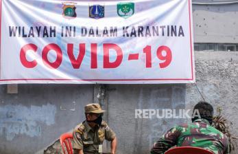 Sebanyak 51 Pasien Covid-19 di DKI Jakarta Sembuh