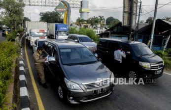 H+4 Lebaran, Jasa Marga: 298 Ribu Kendaraan Menuju Jakarta