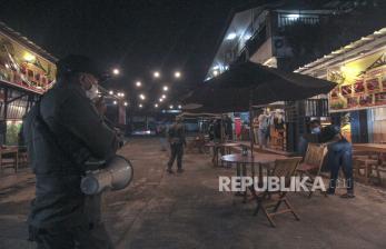 Aktivitas Warga Depok Diperketat, Mal Tutup Pukul 19.00 WIB