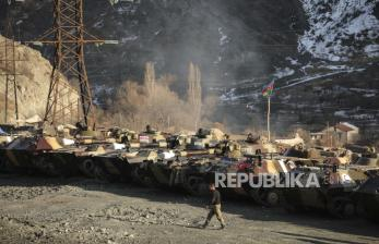 Militer Armenia Minta Perdana Menteri Mundur
