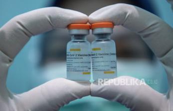 Pemkab Karanganyar Mulai Jalankan Vaksinasi Covid-19