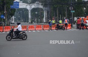 Pemkot Bandung Tunggu Hasil Kajian Soal Karantina Wilayah