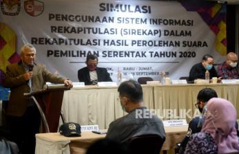 KPU Siapkan PKPU Pungut Hitung dan Rekapitulasi Suara