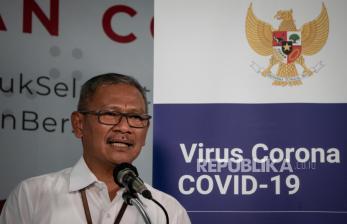 Tambah Gorontalo, Covid-19 Telah Infeksi 34 Provinsi