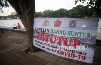 Jakarta Tembus 7.500 Kasus Covid-19 Hari Ini