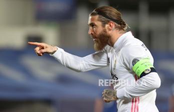 Sevilla Tak Tertarik Bawa Pulang Ramos