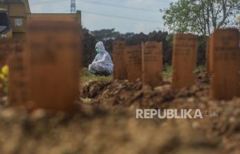 Angka Kematian Covid-19 di Tasikmalaya Capai Rekor Tertinggi