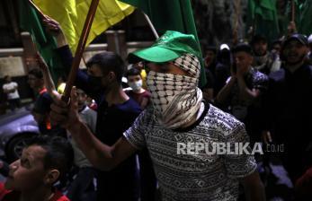 Perlawanan Meningkat, Polisi Israel Umumkan Jam Malam di Lod