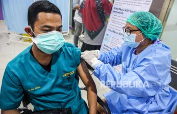 13.400 Vaksin Covid-19 Tiba di Kabupaten Cirebon