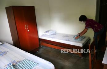 Rumah Sehat Surabaya Mampu Tampung 2.346 OTG