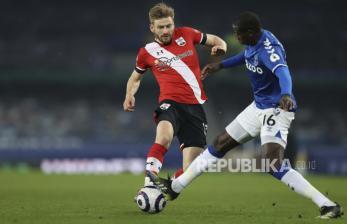 In Picture: Everton Menang Tipis 1-0 Atas Southampton