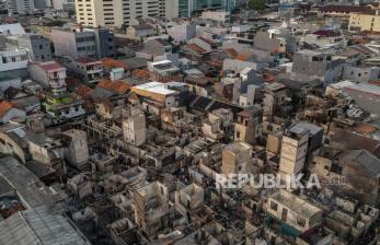 Ada Dua Kebakaran di Jakarta Pada Rabu Pagi
