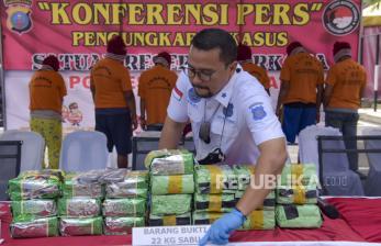 Polri Waspadai Transaksi Kripto Untuk Peredaran Narkoba