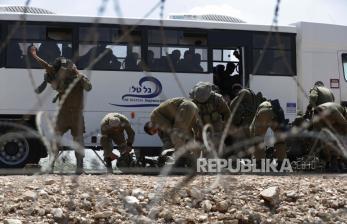 Sendok, Simbol Perlawanan Baru Palestina Usai Tahanan Kabur