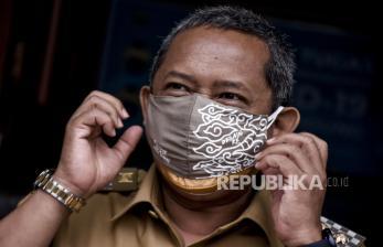 Wawalkot Bandung, Kepala Dinas, dan Rektor Divaksin Covid-19