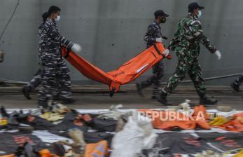 DVI Polri Kembali Identifikasi Enam Korban Sriwijaya Air
