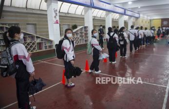 <em>New Normal</em>, Pemkot Bogor Siapkan Skenario Belajar di Sekolah