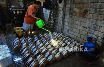 Pelaku UMKM Bahan Baku Ikan Tangkap di Lebak Kembali Bangkit