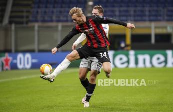 Pelatih AC Milan tak Bisa Istirahatkan Kjaer