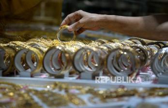 Animo Masyarakat Makassar Beli Emas Meningkat